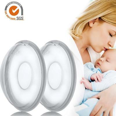 2Pcs Breast Shell Nipple Former Cover Baby Breast Feeding Milk Saver Collector