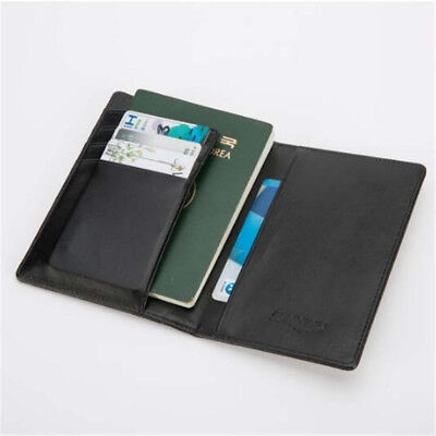 Thin Small Credit Card Passport Wallet Case Holder Cover For Travel Purse 6A