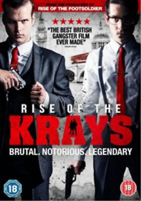 Nicola Stapleton, Philip Pr...-Rise of the Krays DVD NEW
