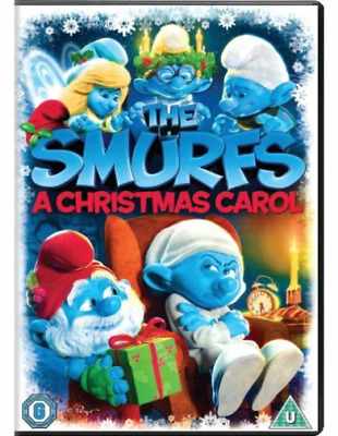 Smurfs: A Christmas Carol DVD NEW
