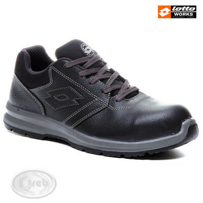 Scarpe Src Lotto Impermeabili Race S3 Works T8147 900 Antinfortunistiche Pelle RZaxRwP
