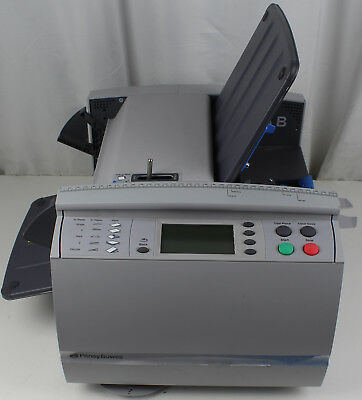 Pitney Bowes DF800  folds up to 13,000 items per hour No Power Cord