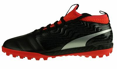 Puma One 18.3 Tt Football Boots 104542 01 Black Artificial Turf Football 13ace49a8