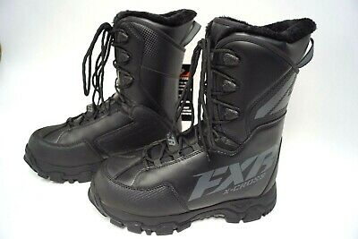 FXR Black X-Cross Speed Snowmobile Boot 7 8 9 10 11 12 13 190708-1010-