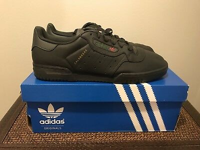 47c6cb585 Adidas Yeezy Powerphase Calabasas Core Black Size 9.5. Brand New In Box!