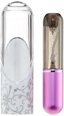 TRAVALO PURE EXCEL Travel Perfume Bottle hot pink 5 ml