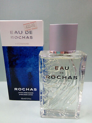 Shaving & Hair Removal vintage 100 Ml After Shave Eau De Rochas Pour Homme