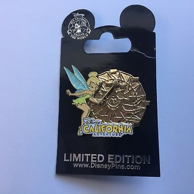 DCA Cast Exclusive - Mickey's Fun Wheel - Tinker Bell LE 1500 Disney Pin 82840