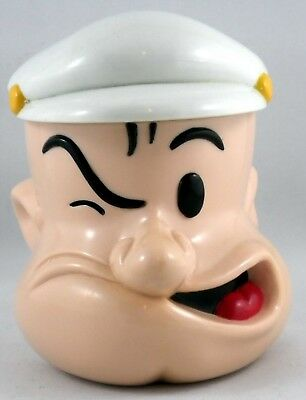 Popeye the Sailor Man Plastic Mug/Cup King Features Syn. Inc.