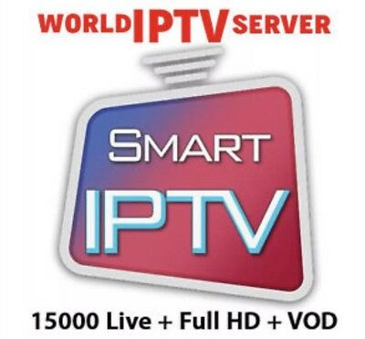 IPTV4EVER -PRIVATE SERVER 6 Month for MAG,AVOV,STBSmart