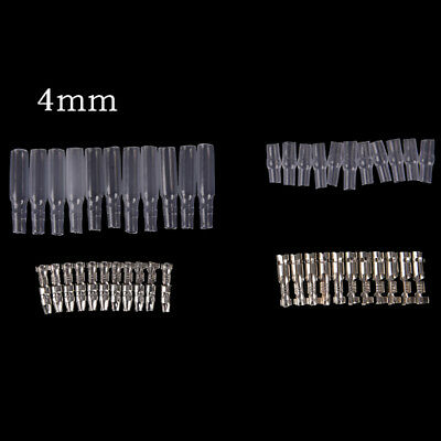 10set bullet terminal car electrical wire connector diameter 4mm pin set In CA