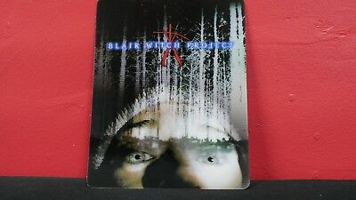BLAIR WITCH PROJECT - 3D Lenticular Magnet Cover for BLURAY STEELBOOK