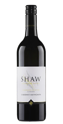 Shaw Wines  Red Wine Canberra District 750mL case of 6