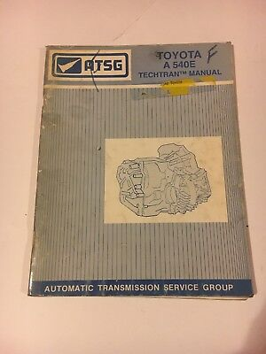 V W 096 097 ATSG MANUAL Repair Rebuild Book Transmission