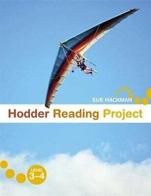 Hodder Reading Project Pupil Book Level 3-4: Pupil'... by Hackman, Sue Paperback