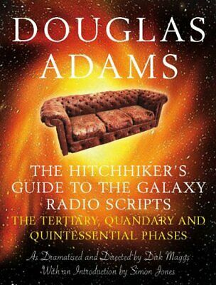 The Hitchhiker's Guide to the Galaxy Radio Scripts Vo... by Dirk Maggs Paperback