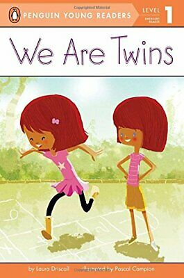 We Are Twins (Penguin Young Readers: Level 1) by Driscoll, Laura Book The Cheap