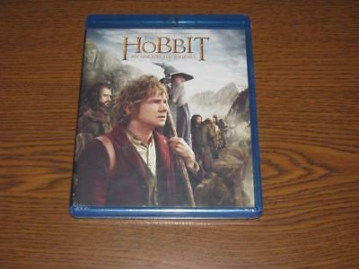 The Hobbit: An Unexpected Journey (Blu-ray/DVD, 2013, 3-Disc Set)