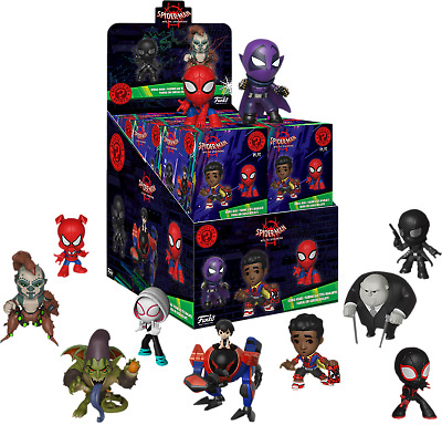 Marvel Spider-Man: Into the Spider-Verse Mystery Minis
