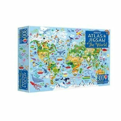 World Map And Jigsaw by Sam Smith (Undefined, 2017)
