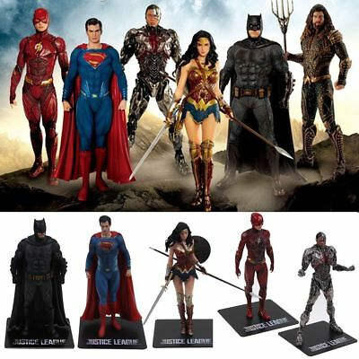 Comic Wonder Woman Superman Justice League Movie Artfx+1/10 Statue Action Figure