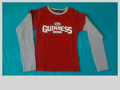 Guinness Ladies Long Sleeve Shirt