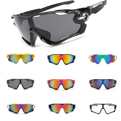 Men's Sport Polarized Sunglasses Outdoor Riding Fishing Goggles Glasses Gift