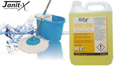 Janit-X Lemon Scented All Purpose Cleaner 5 Litre