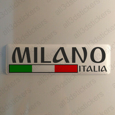 2 x 10cm Milan Cathedral Vinyl Stickers Italy Travel Sticker Luggage #17370