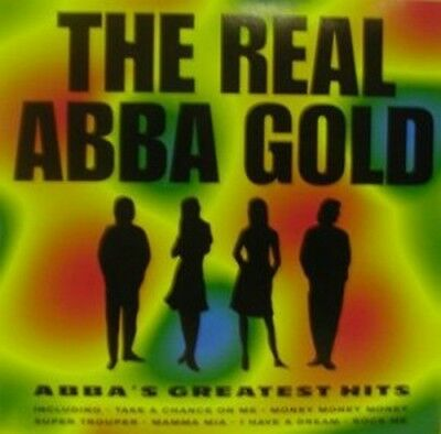 ABBA - The Real Abba Gold - Abba's Greatest Hits [Yellow] CD