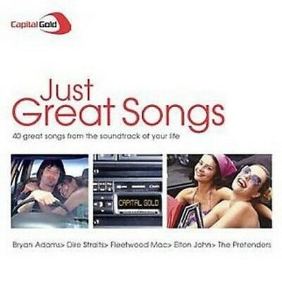 Various Artists  - Capital Gold - Just Great Songs Box set CD