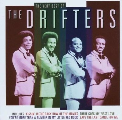 The Drifters - The Very Best Of CD