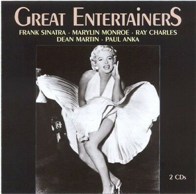 Various  - Great Entertainers Double CD