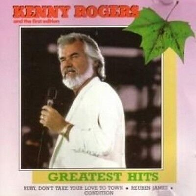 Rogers Kenny  - Greatest Hits_ CD