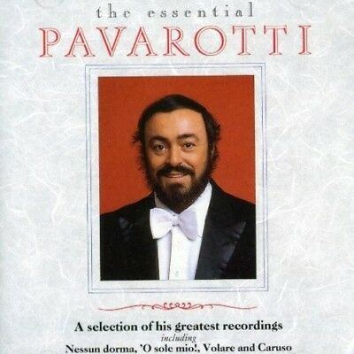Luciano Pavarotti  - The Essential Pavarotti CD
