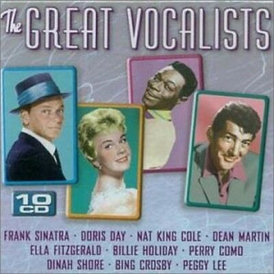 Various Artists  - The Great Vocalists Box set CD