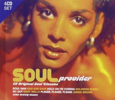 Various Artists  - Soul Provider Box set CD