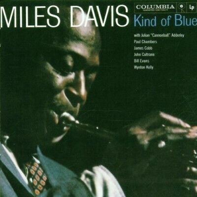 Miles Davis - Kind Of Blue CD