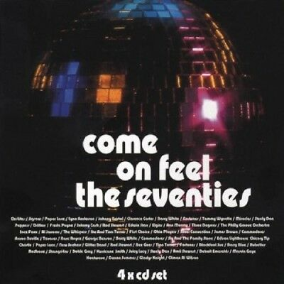 Various Artists  - Come on Feel the 70's Box set CD