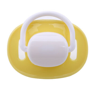 Pacifier Dummy Fashion Silicone Teat Baby Soother Silicone Orthodontic Shape 6A