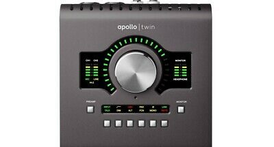 UA Apollo Twin MKII Recording Interface - Duo (Thunderbolt)