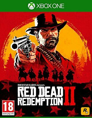 Red Dead Redemption 2 (XBox One) - Game  CJVG The Cheap Fast Free Post