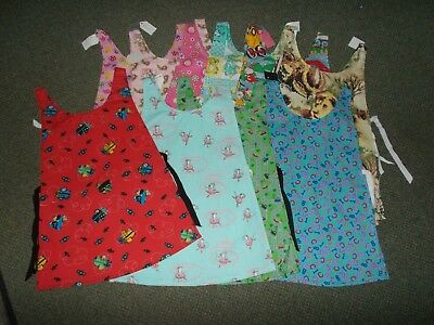 CHILDS COTTON TABARD AGE 4-7 yrs     VARIOUS DESIGNS