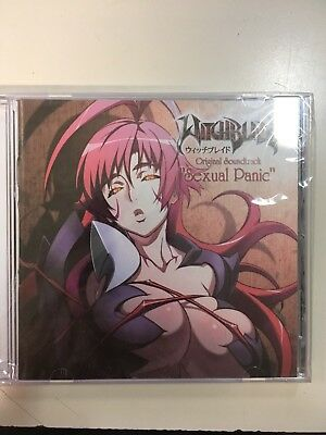 Witchblade Original Soundtrack Sexual Panic Cd Free Shipping New Sealed
