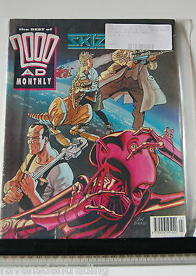 The Best of 2000AD Monthly Issue 82 (Shizz/Alan Moore)