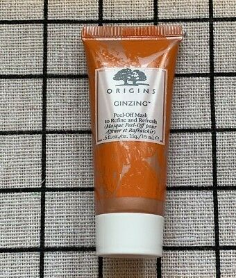 Origins GinZing Peel Off Mask to Refine and Refresh 15ml