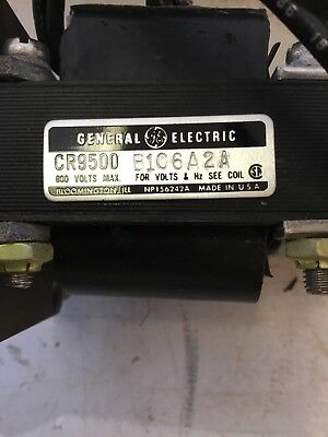 General Electric CR9500 B106A2A