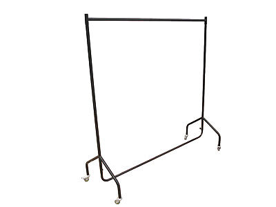 300LBS Heavy Duty Clothing Garment Rail Rack Hanger