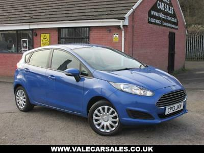 2013 13 Ford Fiesta 1.2 Style (Full Service History) 5Dr