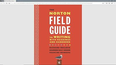 *Ebook* The Norton Field Guide to Writing with Readings and Handbook
